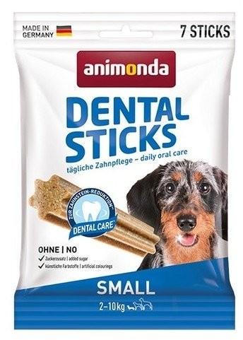 Animonda Dental Sticks Small 110g AAP 82883 - 1 zdjęcie