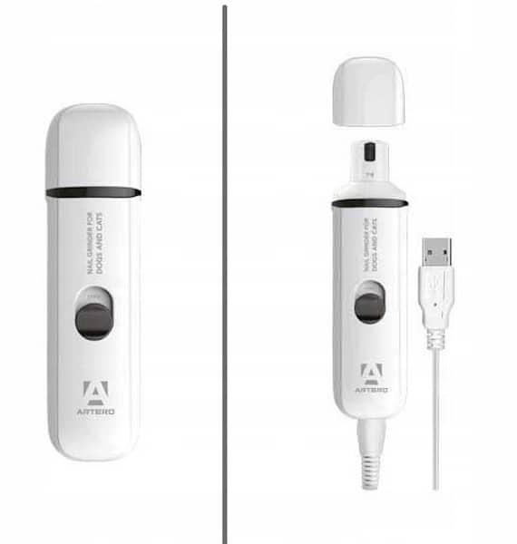 Artero - elektryczny pilnik do pazurów - 1 zdjęcie