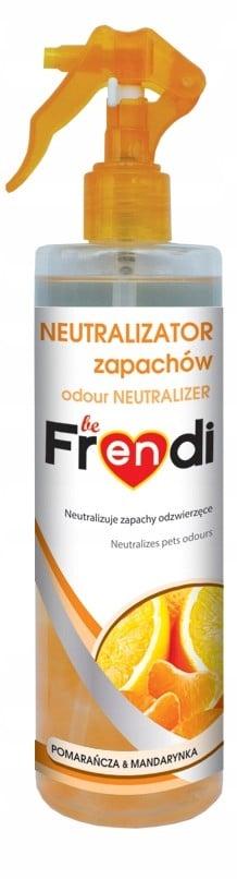 BeFrendi Neutralizator zapachów Pomarańcza 400ml - 1 zdjęcie