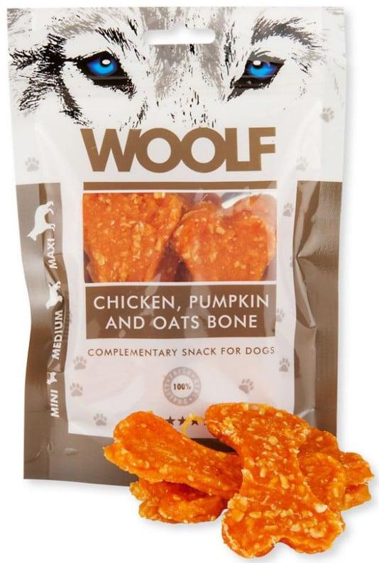 Brit Premium Pies Woolf Chicken Pumpkin and Oats Bone 100g - 1 zdjęcie