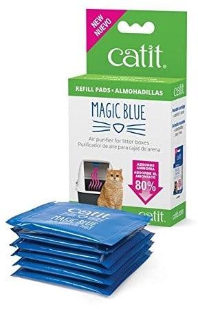 Catit Magic Blue wkład filtrujący z zestawem startowym - 1 zdjęcie
