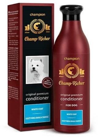 CHAMP-RICHER odżywka dla psów o białej sierści 250ml - 1 zdjęcie