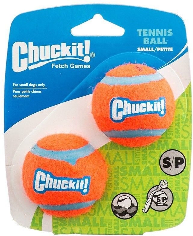 CHUCKIT TENNIS BALL 7101 - 1 zdjęcie