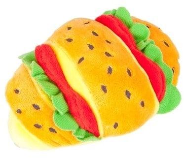 Dingo Zabawka dla psa - Pluszowa kanapka - 1 zdjęcie
