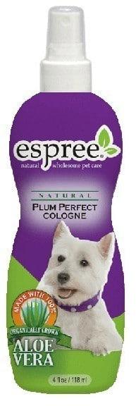 Espree Espree - Plum Perfect Cologne - odżywka i odświeżacz do sierści o zapachu śliwki, 118 ml - 1 zdjęcie