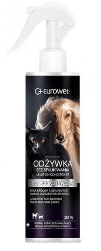 Eurowet Eurowet Odżywka bez spłukiwania dla psów i kotów 200ml - 1 zdjęcie