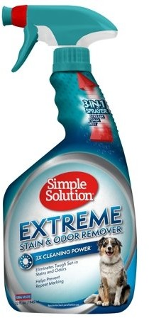 extreme SIMPLE SOLUTION EXTREME STAIN & ODOUR REMOVER 945ml - 1 zdjęcie