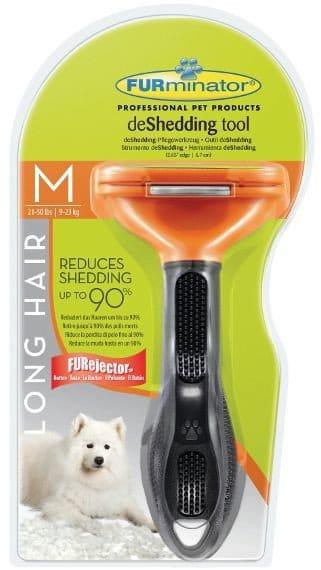 Furminator dla psów długowłosych M - 1 zdjęcie