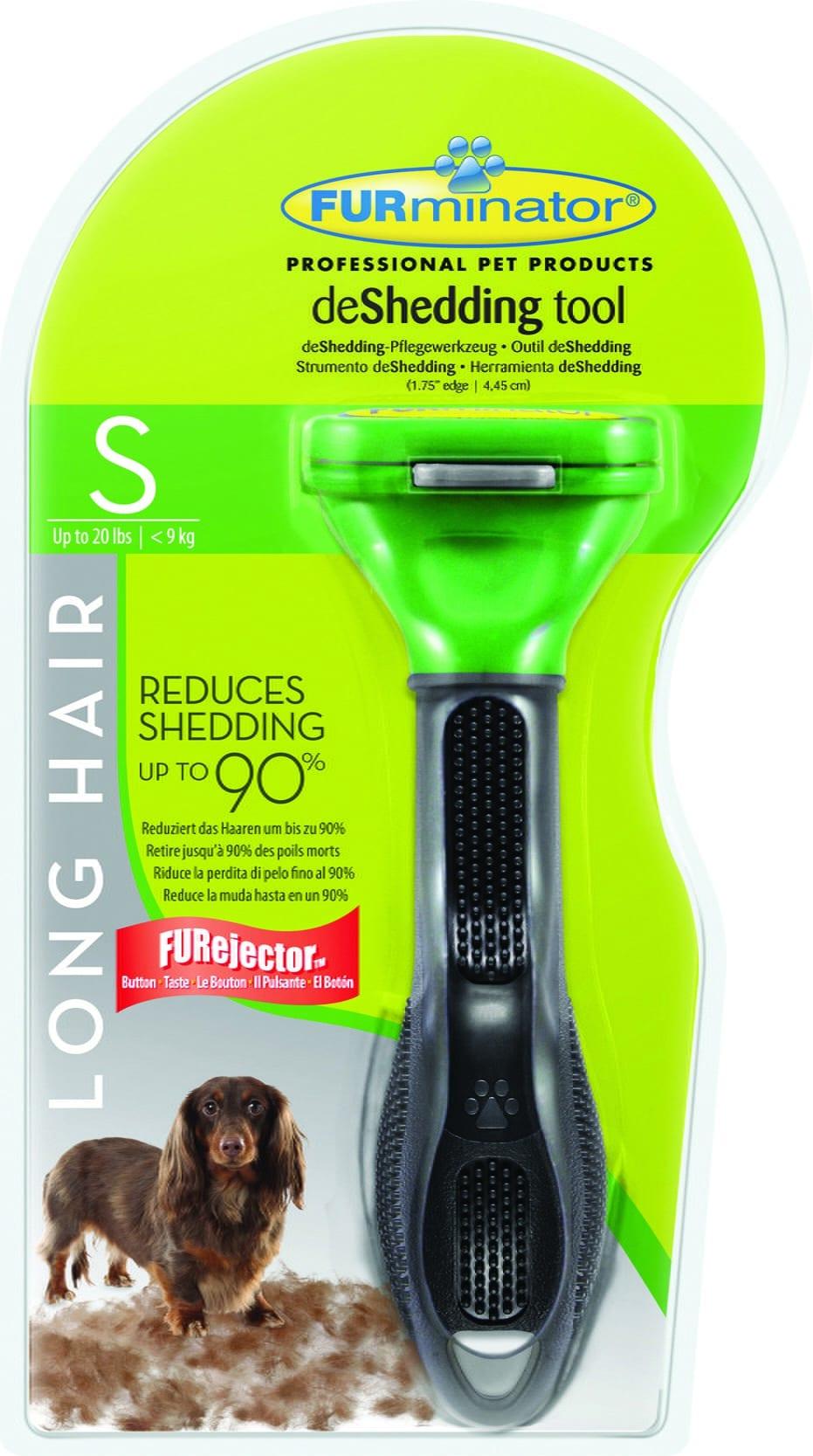FURminator dla psów długowłosych - Small - 1 zdjęcie