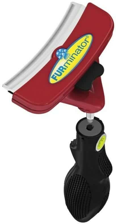 FURminator FURflex Zestaw do wyczesywania podszerstka dla psów L FUR136965 - 1 zdjęcie
