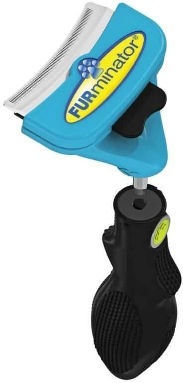 FURminator FURflex Zestaw do wyczesywania podszerstka dla psów M FUR136934 - 1 zdjęcie
