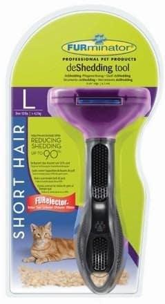 FURminator Furminator Dla Kotów Krótkowłosych Large - 1 zdjęcie