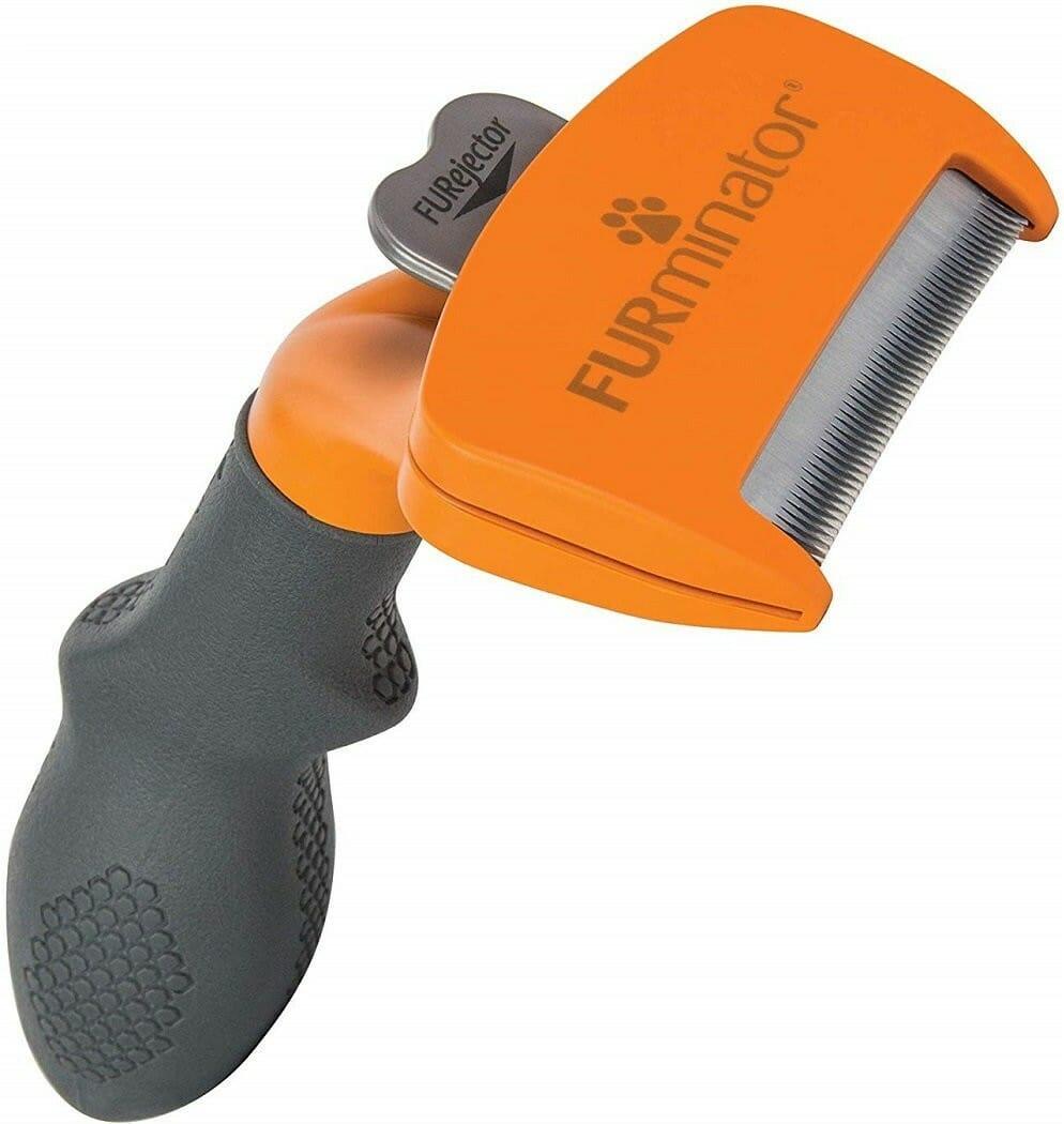 Furminator FURminator dla psów długowłosych - Medium [FUR141068] - 1 zdjęcie