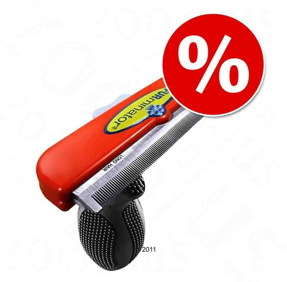 FURminator Oryginalny Do sierści krótkiej M - 1 zdjęcie