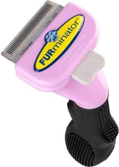 FURminator Small dla Kotów Długowłosych - 1 zdjęcie