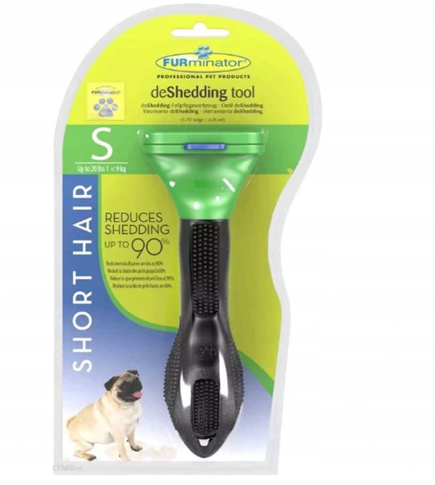 FURminator szczotka dla psa rozmiar S Short Hair - 1 zdjęcie