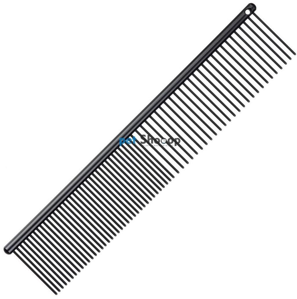 Groom Professional Grzebień atystatyczny 20 cm - mieszany rozstaw ząbków 50/50 GP-850052 - 1 zdjęcie
