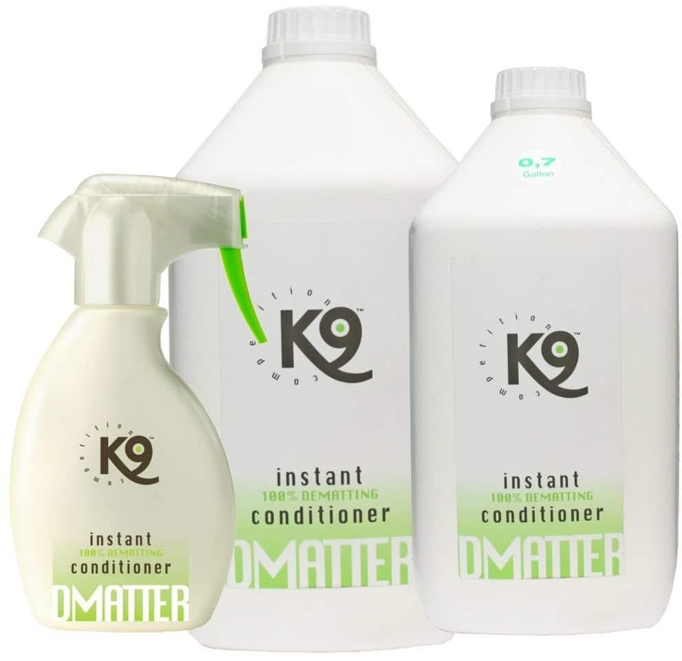 K9 K9 - Instant Dmatter - odżywka rozkołtuniająca, 2,7 l - 1 zdjęcie