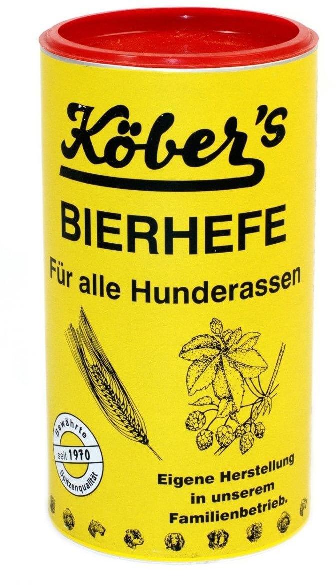 Koebers Suplement diety dla psa KOEBERS, drożdże piwne-proszek, 800 g - 4 zdjęcie