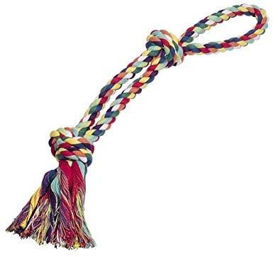 Nobby 72497 Rope Toy, lina do gry podwójnie - 1 zdjęcie