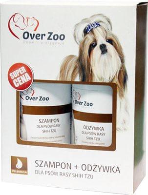 Over Zoo Over Zoo Dwupak Szampon i odżywka dla rasy shih-tzu POVZ030 - 1 zdjęcie