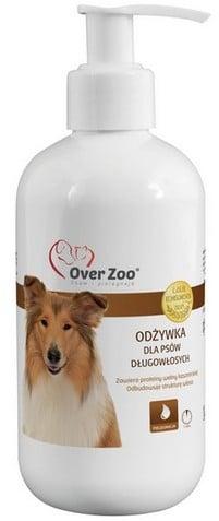 Over Zoo Over Zoo Odżywka dla psów długowłosych 240ml - 1 zdjęcie