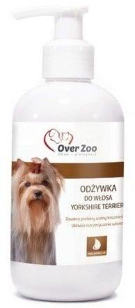 Over Zoo Over Zoo Odżywka do włosów Yorkshire Terier 240ml - 1 zdjęcie