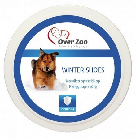 Over Zoo Winter Shoes - Ochronny Balsam Do Łap 50G - 1 zdjęcie