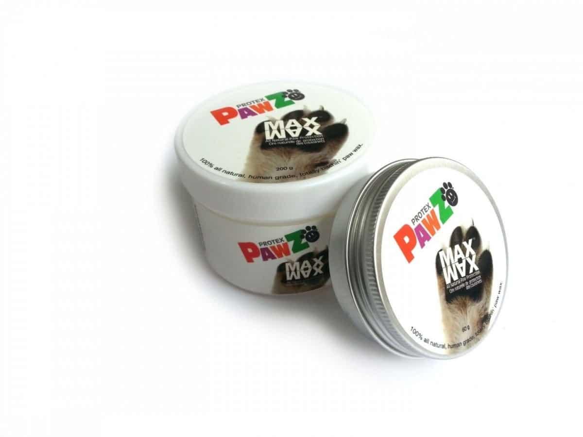 Pawz Maxwax 200g ochronny wosk do łap dla psa - 1 zdjęcie