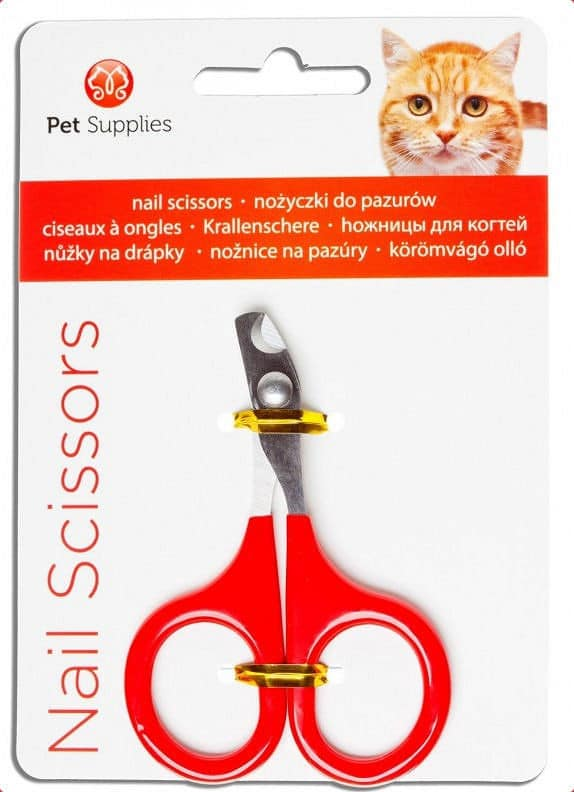 Pet Supplies Pet Supplies Obcinacz do pazurów dla kota nr kat 89802 - 1 zdjęcie