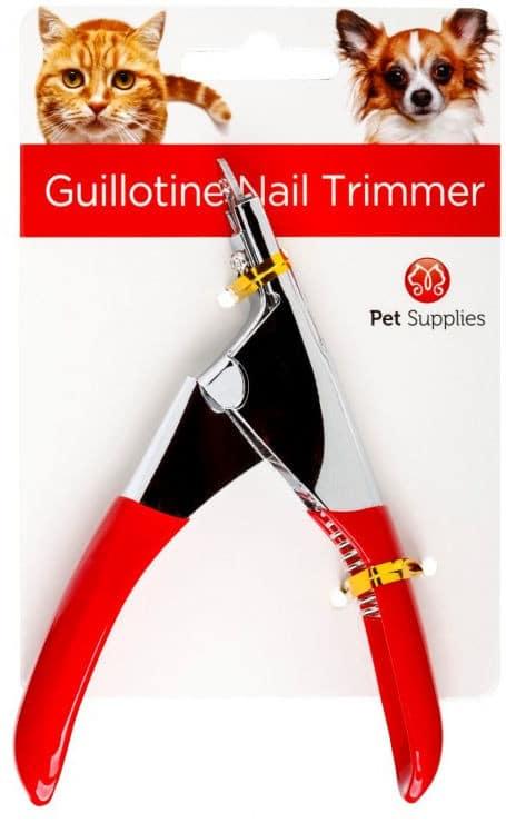 Petmate Pet Supplies Gilotyna do pazurów dla psa i kota nr PS89805 - 1 zdjęcie