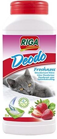 Riga déodo żwirku z zapach zapewnia koty2sztuki - 1 zdjęcie