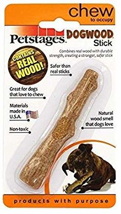 Rosewood Pets psy-gryzaki dnia, patyki, wytrzymałe, rozmiar L, beżowy - 1 zdjęcie