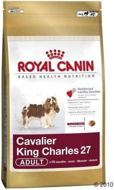 Royal Canin Cavalier King Charles 27 0,5 kg - 1 zdjęcie