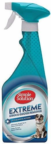 simple solution SIMPLE Solution Extreme środek do usuwania plam i zapachu, 500ML - 1 zdjęcie