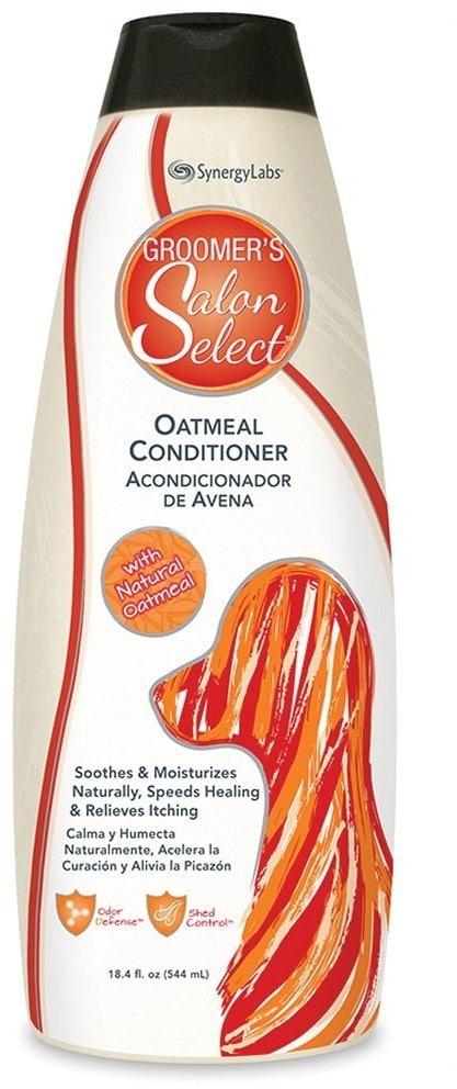 SynergyLabs Groomer's Salon Select Oatmeal Conditioner / Odżywka owsiankowa 544ml - 1 zdjęcie