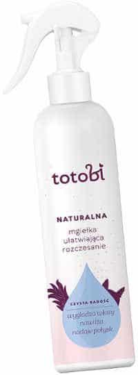 Totobi totobi naturalna mgiełka ułatwiająca rozczesywanie 300 ml - 1 zdjęcie