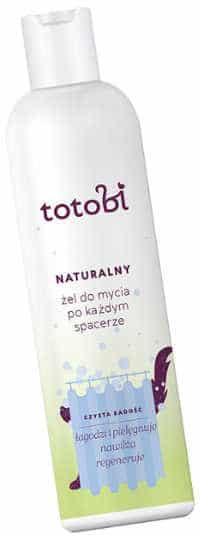 Totobi totobi naturalny żel do mycia po każdym spacerze 300 ml - 1 zdjęcie