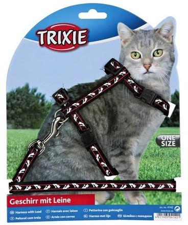 Trixie Szelki dla kota regulowane [4142] - 1 zdjęcie