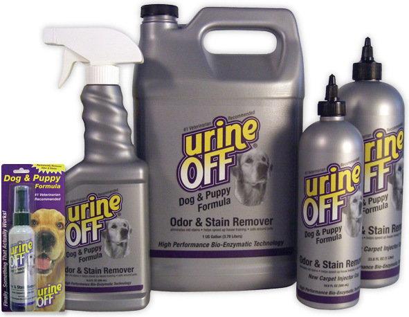 Urine Off Psy i szczenięta 500 ml Spray - 1 zdjęcie