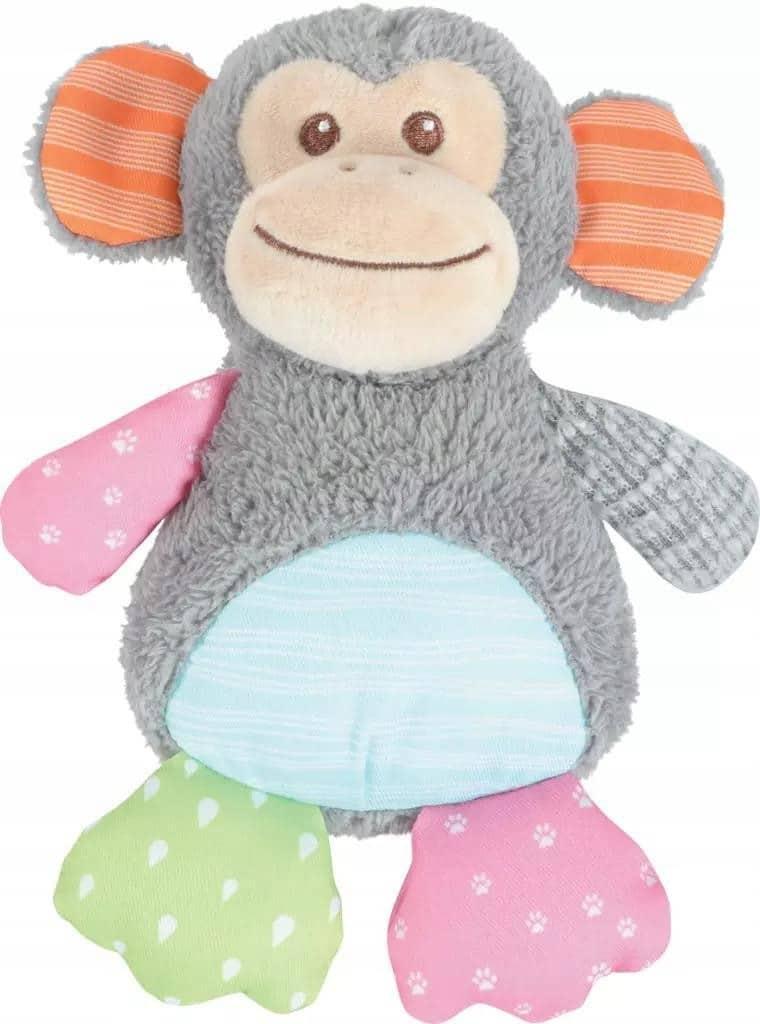 Zabawka pluszowa z dźwiękiem Crazy Jojo małpka - 1 zdjęcie