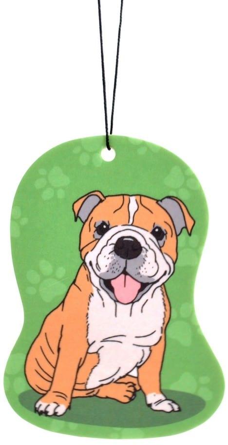 Zawieszka zapachowa Bulldog Buldog Zapach Bergamot - 1 zdjęcie