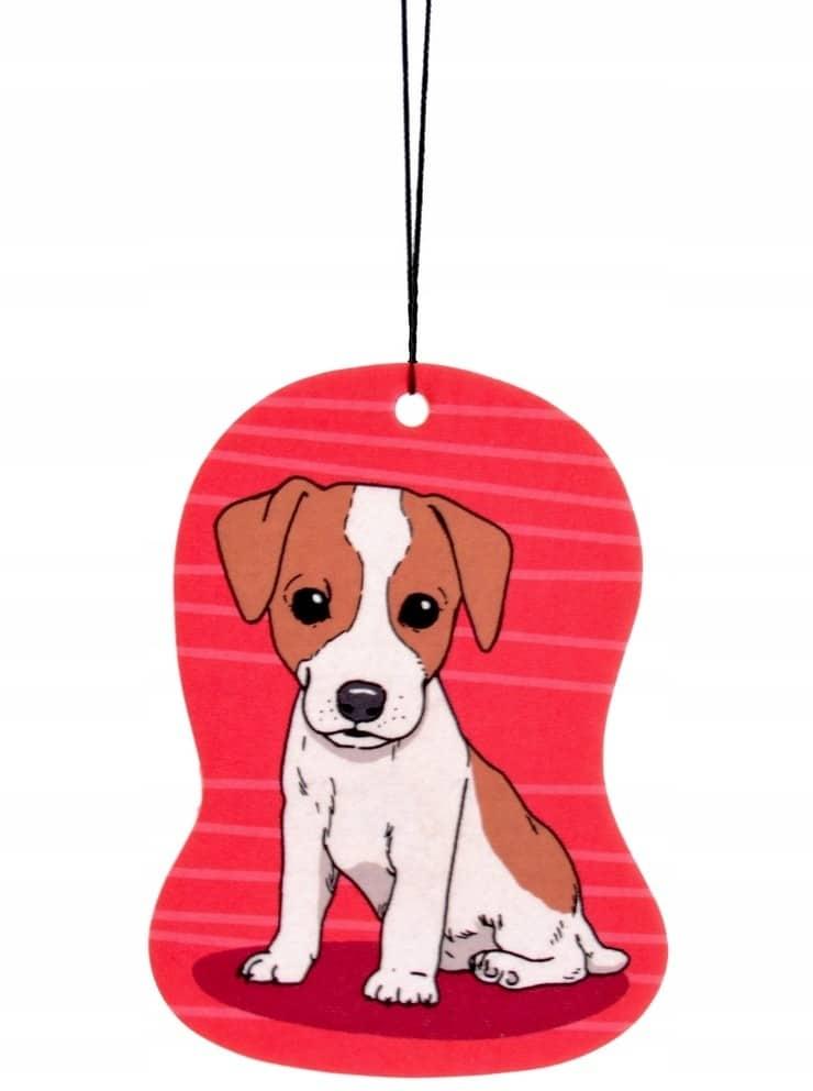 Zawieszka zapachowa Jack Russel Terrier   Vanilla - 1 zdjęcie