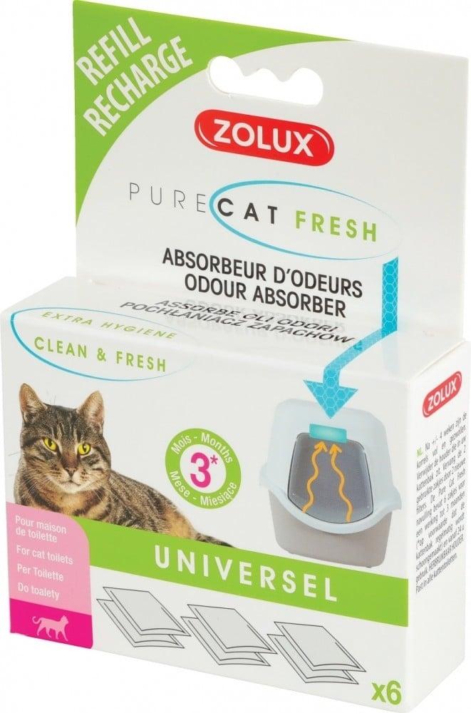 Zolux ZOLUX Pochłaniacz zapachów PURECAT FRESH ZH_06715 - 1 zdjęcie