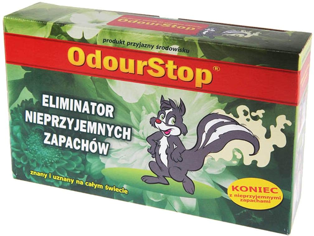 Eliminator nieprzyjemnych zapachów Odourstop - 1 zdjęcie