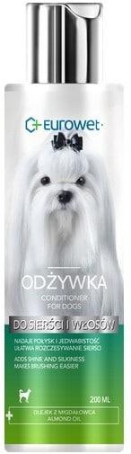 Eurowet Odżywka do sierści i włosów dla psów 200ml - 1 zdjęcie