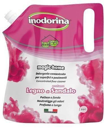 Inodorina Inodorina Płyn do mycia Legno di Sandalo - drzewo sandałowe 1L - 1 zdjęcie