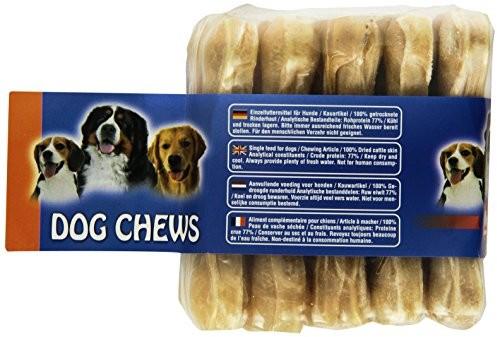Nobby Kauknochen dla psów, prasowane - zapakowane - 1 zdjęcie
