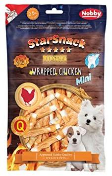 Nobby StarSnack Mini Snacks - dla szczeniąt i małych psów 70144 - 1 zdjęcie
