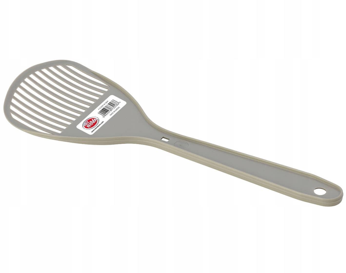 Łopatka do kuwety Pet Nova P-scoop-m-gray szara - 1 zdjęcie